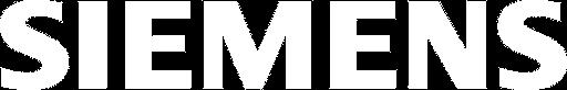 Siemens Logo white