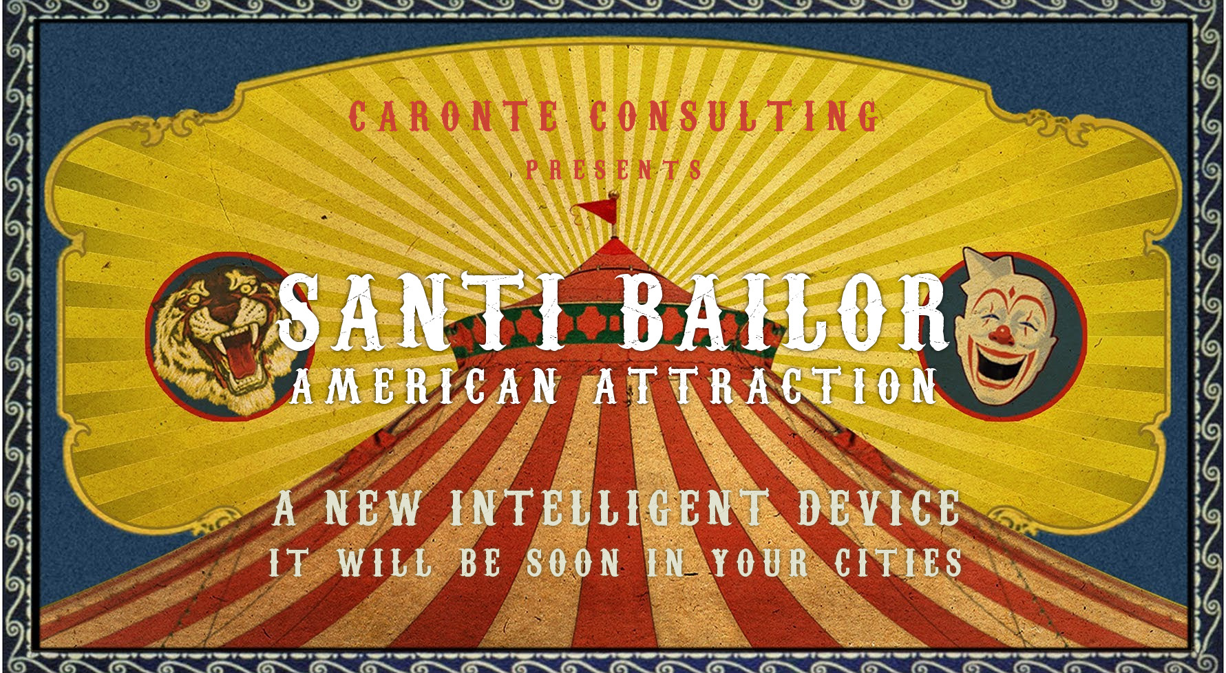 Santi Bailor American Attraction