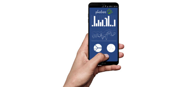 Phobos app Android - Caronte Consulting
