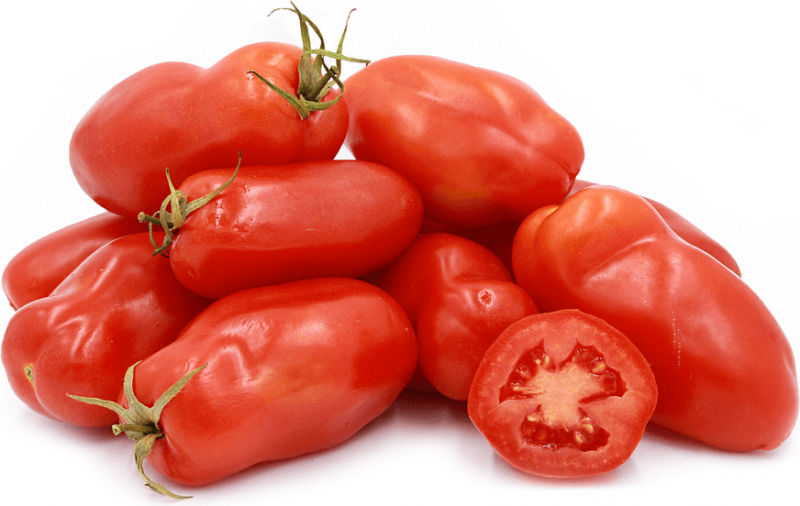 20190828 San Marzano tomato