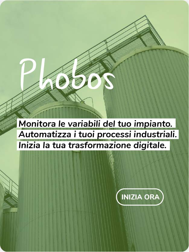 Phobos homepage ITA - Caronte Consulting
